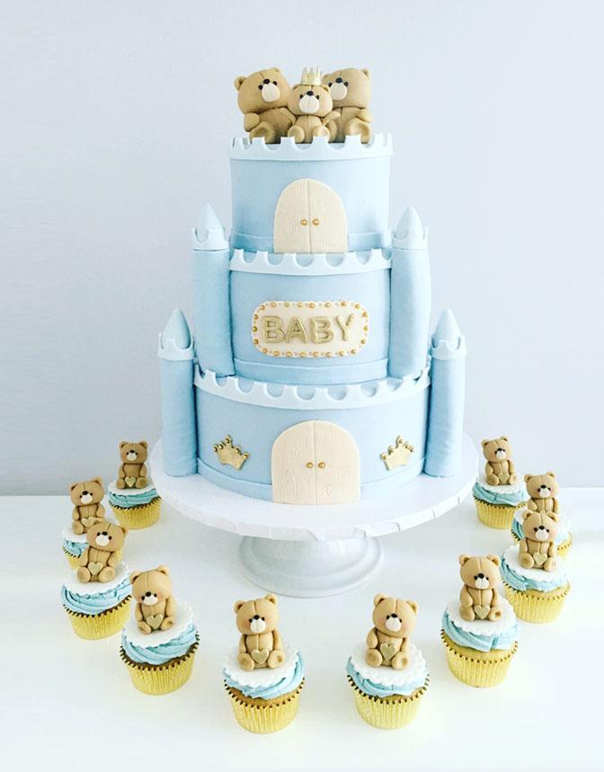 Cakes_Custom_Baby